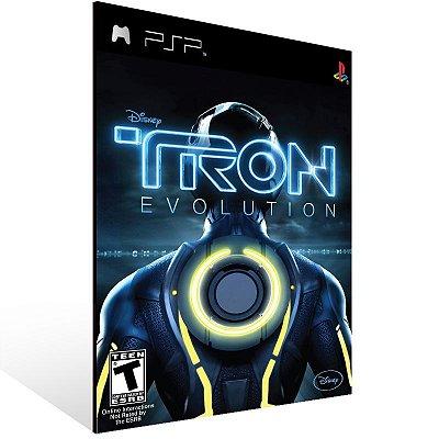 Psp - TRON: Evolution - Digital Código 12 Dígitos US
