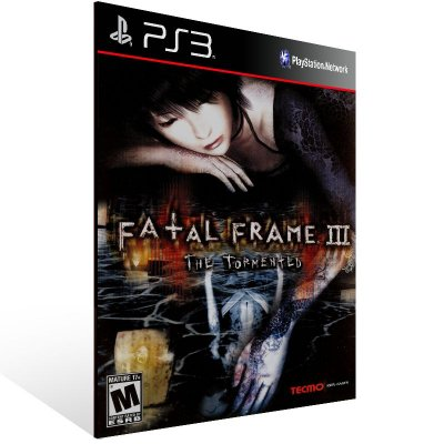 PS3 - Fatal Frame III: The Tormented (PS2 Classic) - Digital Código 12 Dígitos Americano