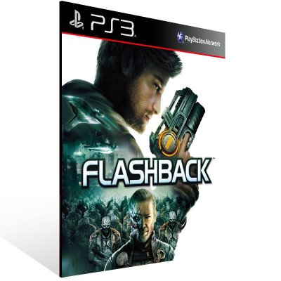 Ps3 - Flashback - Digital Código 12 Dígitos US