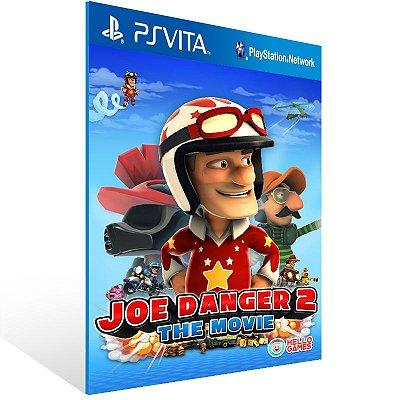 Ps Vita - Joe Danger 2: The Movie - Digital Código 12 Dígitos US