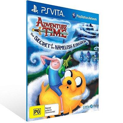 Ps Vita - Adventure Time: The Secret of the Nameless Kingdom - Digital Código 12 Dígitos US
