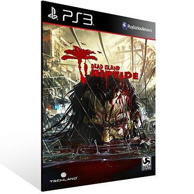 PS3 - Dead Island Riptide - Digital Código 12 Dígitos Americano