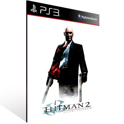 PS3 - Hitman 2: Silent Assassin HD - Digital Código 12 Dígitos Americano