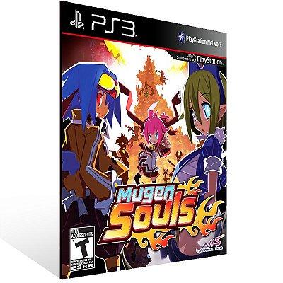 PS3 - Mugen Souls - Digital Código 12 Dígitos Americano