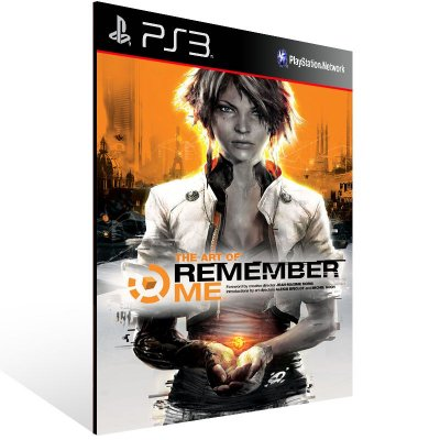 Ps3 - Remember Me - Digital Código 12 Dígitos US
