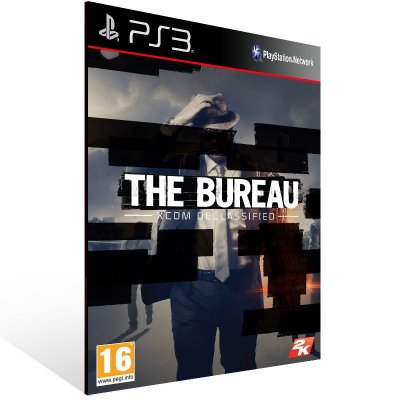 PS3 - The Bureau: XCOM Declassified - Digital Código 12 Dígitos Americano
