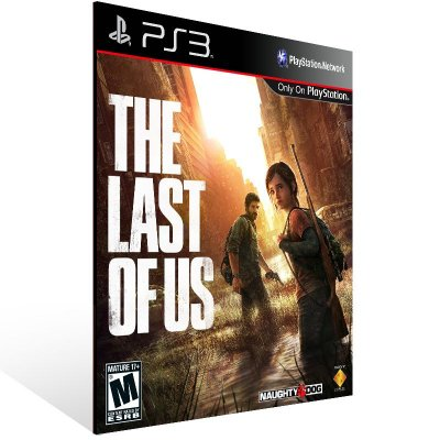 PS3 - The Last Of Us - Digital Código 12 Dígitos Americano