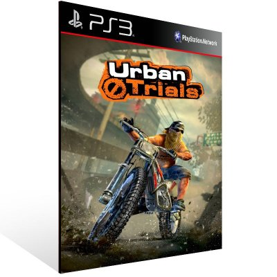 PS3 - Urban Trial Freestyle - Digital Código 12 Dígitos Americano