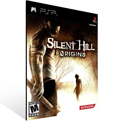 Psp - Silent Hill Origins - Digital Código 12 Dígitos US