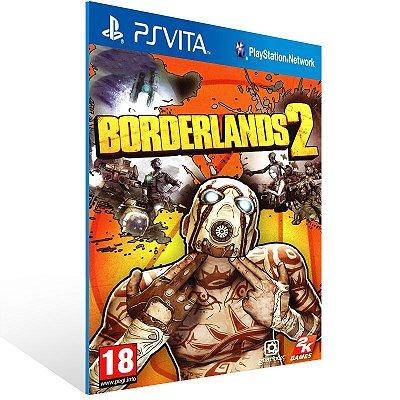 Ps Vita - Borderlands 2 - Digital Código 12 Dígitos US