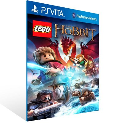 Ps Vita - LEGO The Hobbit - Digital Código 12 Dígitos US