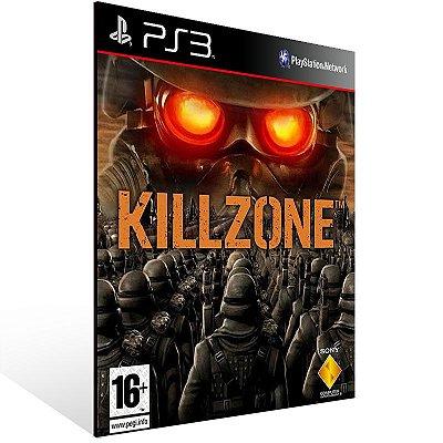 PS3 - KILLZONE HD - Digital Código 12 Dígitos Americano