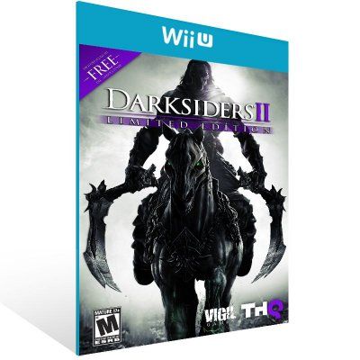 Wii U - Darksiders II - Digital Código 16 Dígitos US