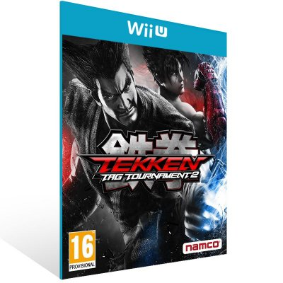 Wii U - TEKKEN TAG TOURNAMENT 2 - Digital Código 16 Dígitos Americano