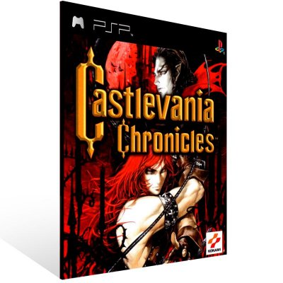 PSP - Castlevania Chronicles - Digital Código 12 Dígitos US