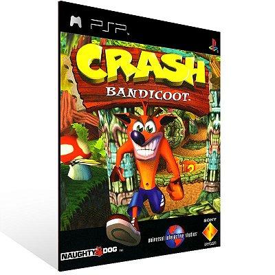 Psp - Crash Bandicoot - Digital Código 12 Dígitos US