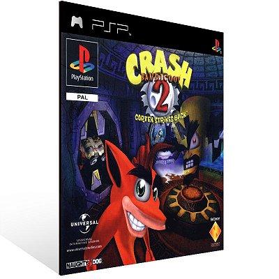 Psp - Crash Bandicoot 2 - Digital Código 12 Dígitos US
