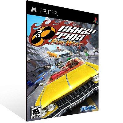 PSP - Crazy Taxi: Fare Wars - Digital Código 12 Dígitos US