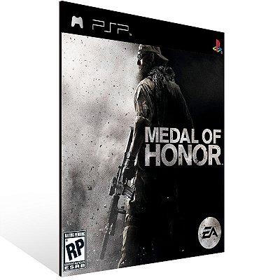 Psp - Medal of Honor - Digital Código 12 Dígitos US