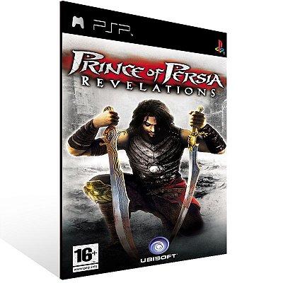 Psp - Prince of Persia Revelations - Digital Código 12 Dígitos US