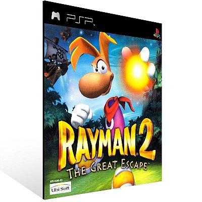 Psp - Rayman 2: The Great Escape (PSOne Classic) - Digital Código 12 Dígitos US