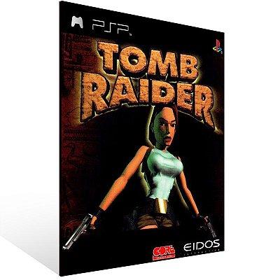 Psp - Tomb Raider (PSOne Classic) - Digital Código 12 Dígitos US