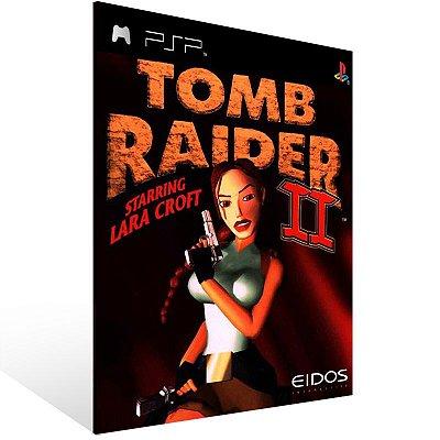 Psp - Tomb Raider 2 - Digital Código 12 Dígitos US
