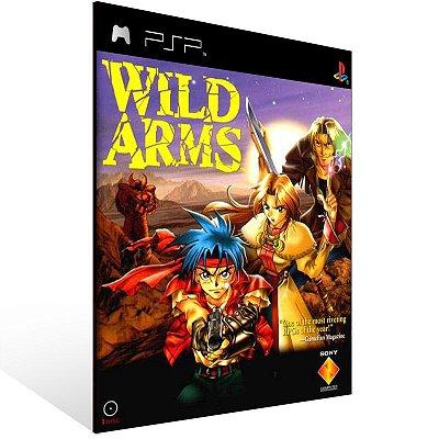 Psp - Wild Arms - Digital Código 12 Dígitos US