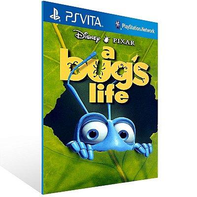 Ps Vita - Disney Pixar A Bug's Life (PSOne Classic) - Digital Código 12 Dígitos US