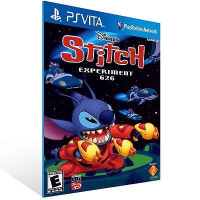Ps Vita - Disney's Lilo & Stitch (PSOne Classic) - Digital Código 12 Dígitos US
