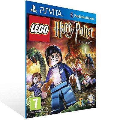 Ps Vita - LEGO Harry Potter: Years 5-7 - Digital Código 12 Dígitos US