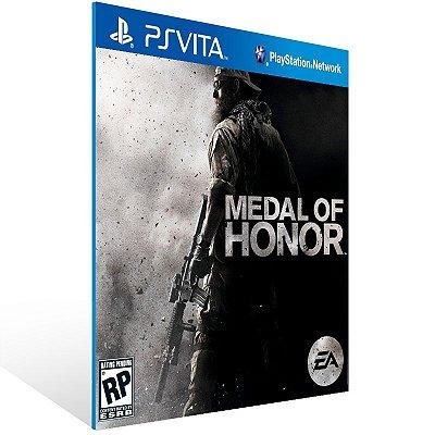 Ps Vita - Medal of Honor (PSOne Classic) - Digital Código 12 Dígitos US