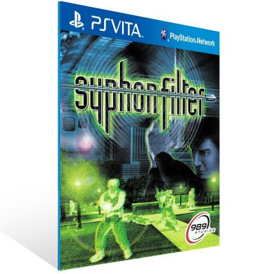 Ps Vita - Syphon Filter (PSOne Classic) - Digital Código 12 Dígitos US