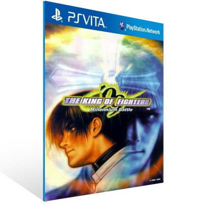 Ps Vita - The King of Fighters '99 (PSOne Classic) - Digital Código 12 Dígitos US