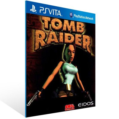 Ps Vita - Tomb Raider (PSOne Classic) - Digital Código 12 Dígitos US