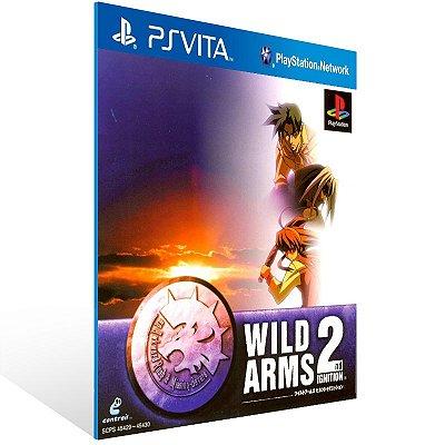 Ps Vita - WILD ARMS 2 (PSOne Classic) - Digital Código 12 Dígitos US