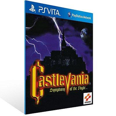 Ps Vita - Castlevania: SotN (PSOne Classic) - Digital Código 12 Dígitos US
