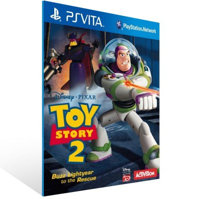 Ps Vita - Disney Pixar Toy Story 2 (PSOne Classic) - Digital Código 12 Dígitos US