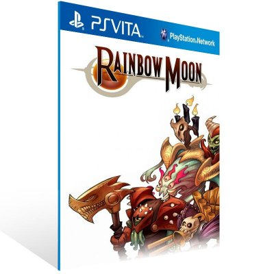 Ps Vita - Rainbow Moon - Digital Código 12 Dígitos US