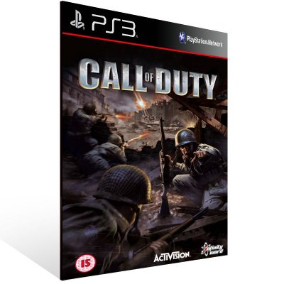 Ps3 - Call of Duty Classic - Digital Código 12 Dígitos US