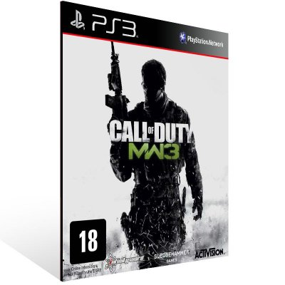 Ps3 - Call of Duty Modern Warfare 3 + DLC Collection 1 - Digital Código 12 Dígitos US