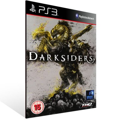 Ps3 - Darksiders - Digital Código 12 Dígitos US