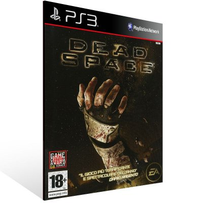 PS3 - Dead Space - Digital Código 12 Dígitos Americano