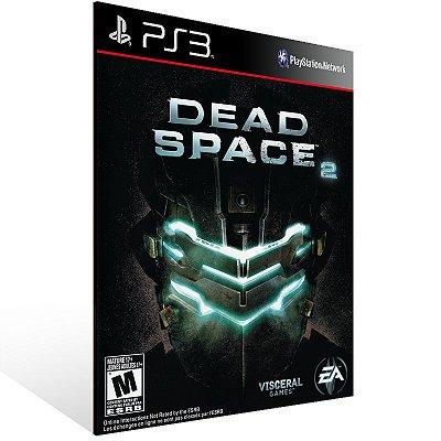 Ps3 - Dead Space 2 - Digital Código 12 Dígitos US