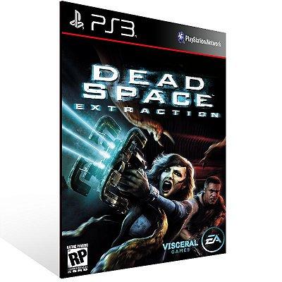 PS3 - Dead Space Extraction - Digital Código 12 Dígitos Americano