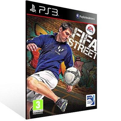 PS3 - EA SPORTS FIFA Street - Digital Código 12 Dígitos Americano