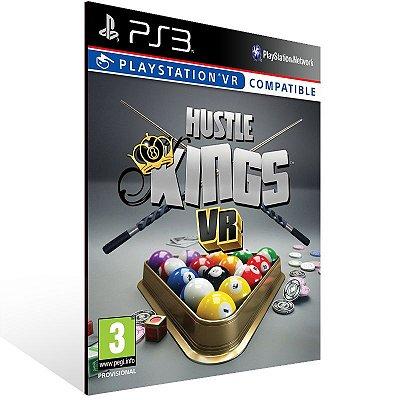 PS3 - Hustle Kings - Digital Código 12 Dígitos Americano
