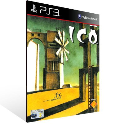Ps3 - Ico - Digital Código 12 Dígitos US