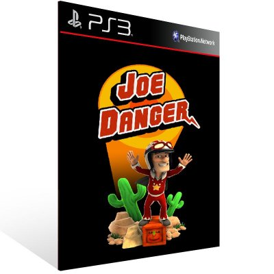 PS3 - Joe Danger - Digital Código 12 Dígitos Americano