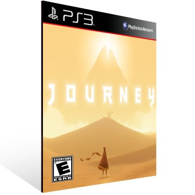 Ps3 - Journey - Digital Código 12 Dígitos US